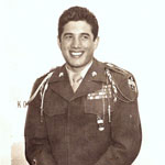 Henry Gradillas -High School ROTC 1953